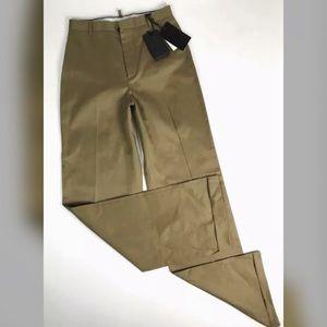 NEW Dsquared Wide Leg Khaki Chinos EU42